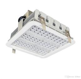 Светодиодные экраны онлайн-UL DLC 100W 150W 180W светодиодные фонари Сени взрывозащищенные светодиодные высокий залив огни для АЗС склад лампы AC85-265V + MEANWELL драйвер