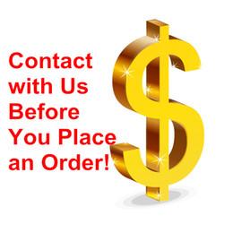 Contactez-nous Frist! Lien de paiement spécial Ordre mélangé Petite quantité Échantillon de commande Échantillons de commande Paiement pour tous les types d'articles ? partir de fabricateur