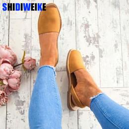 sandalia talla 34 tacones bajos Rebajas Tamaño de las mujeres sandalias Plus 34-44 Zapatos de verano mujer peep toe sandalias planas de la correa de 2018 Volver talones verano Low zapatos de mujer
