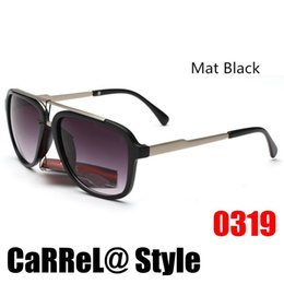 Wholesale top cycling sunglasses - AAA+ quality Brand men women Popular Sunglasses Outdoor Sport Cycling Sun Glass UV400 Designer Sunglasses Top Quality 4 colors 0139 MOQ=10