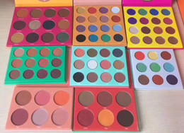 Wholesale Hot Egypt - Hot Masquerade Palette Egypt Eyeshadow Palette Zulu Eyeshadow 16 color 12 color 6 color blush high quality Free shipping