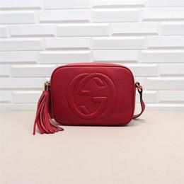 grand sac européen tailles Promotion 2018 WOMEN G BAG sacs de designer de luxe pour femmes Sacs à bandoulière Sacs à main de designer Sacs à bandoulière en cuir véritable pour femmes