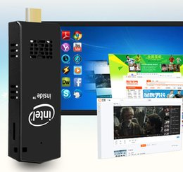 Argentina Nuevo precio más barato Quad core Z8350 Win10 mini computadora 2GB + 32GB computadora de bolsillo mini tablet pc Suministro