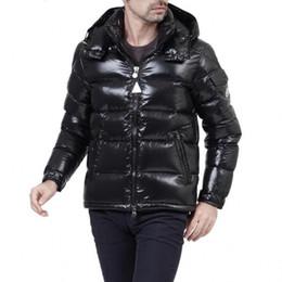 beliebte mantel marken Rabatt Designer herrenmarke anorak Hochwertige Winterjacke beliebt Winterjacke Warm Plus Size Man Down Unisex Wintermantel warm outwear