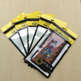 2019 apfel iphone 6s 128g 2017 neue OPP Tasche Kunststoff Paket Verpackung Für Handy Hard Case abdeckung Ziplock Poly Opp Kleinpaket Tasche