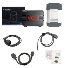 Wholesale ista p - 100% Original VXDIAG Multi Diagnostic Tool For BMW & For BENZ 2 in 1 Scanner Without HDD ISTA-D Programmer ISTA-P v3.59.4.004