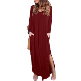 Vestidos largos para mujeres delgadas