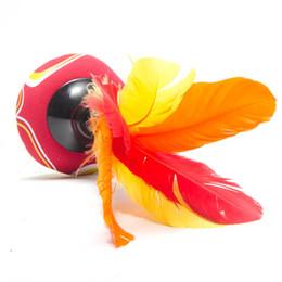 jogo guarda-chuva Desconto O envio gratuito de alta qualidade Winmax New Neoprene Praia entretenimento Mão Indiaca Featherball Peteca for Fun Indiaca Peteca