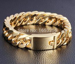 bordstein armband edelstahl Rabatt 95g gewicht Hohe Qualität 8,5