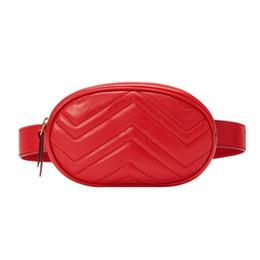 Wholesale jogging chest pack - Luxury Handbags Women Bags Designer Waist Bag Fanny Packs Lady's Belt Bags Women's Famous Brand Chest Handbag Shoulder Bag Purse