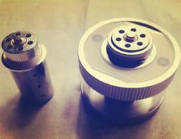 plomb liquide Promotion ehead coils Réservoir d'atomiseur de rechange pour tête carrée e-head, e tuyau mini ehose et cartouche carrée rechargeable