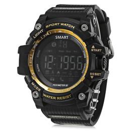 stoppuhr kinder Rabatt AIWATCH XWATCH Sport Smart Uhr wasserdicht Schrittzähler Stoppuhr Smartwatch Call Message Erinnerung Armbanduhr Android Smartwatch Hot + NB