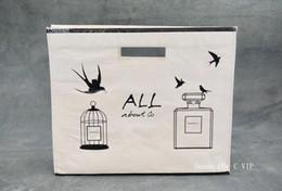 Organisateurs de sacs à main en Ligne-32X26X7.5CM Mode VIP cadeau luxe sac à main designer cosmétique case luxe maquillage organisateur sac de rangement classique