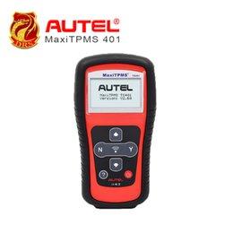 Wholesale maxitpms autel - Autel TS401 TPMS Sensor Read Tire Pressure Diagnostic Activate Decode Tool Car Tools MaxiTPMS TS401 Sensor Diagnostics Tools