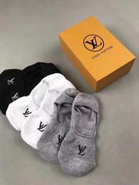 Calcetines antibacterianos online-2019 calcetines nuevos para las mujeres de los hombres Antibacterial Desodorante algodón los calcetines de la marca 6 pares calcetines.