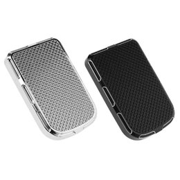 Wholesale cars brakes - VODOOL 1pc Motorcycle Brake Pedal Pad Cover for Harley FLD FL Softtail Touring Trike High Quality Car Styling Accessories