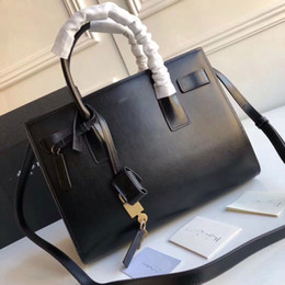 Wholesale Best Handbag Brands For Women - Very Fashion Best Price New Style Excellent Quality Brand Designer Genuine Leather Handbags For Women Crossbody Bags Free Shipping