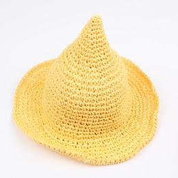 Cappello da bambina all'aperto Cappello da paglia lungo The Sunhat Primavera e autunno Bambino da