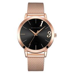 Escalas simples online-moda mujer 2018 de los hombres de gran escala simple escala digital reloj de cuarzo reloj de ocio regalo de vacaciones simple reloj informal kol saat