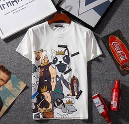 Wholesale robot animals - 2018 Fashion Brand Classic yeezus Robot Letter print hip-hop skateboard hoodies justin bieber Harajuku streetwear Lovers clothing