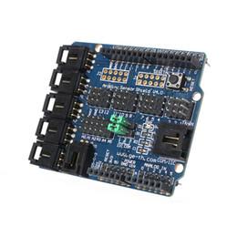 2019 moteur analogique Pour servomoteur de module analogique de Digital de blindage de capteur V1 du Duo DuMilanove UNO MEGA Duo moteur analogique pas cher