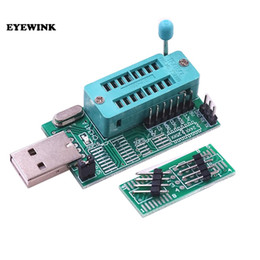 2019 programmateur flash usb 1 pcs DIY Kit Pièces CH341A 24 25 Series EEPROM Flash BIOS DVD USB Programmeur Multi-Fonction promotion programmateur flash usb