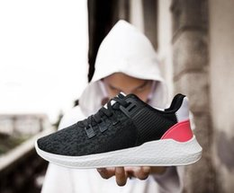 Wholesale Thick Platform Sneakers - Mesh breathable men's casual shoes Korean fashion youth thick platform men's lightweight comfortable sneakers