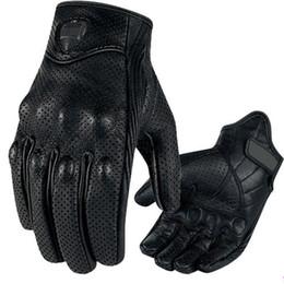 Кожаные перчатки мотоциклов xxl онлайн-Новый мотоцикл перчатки профессиональный спорт полный палец кожаные мотоциклетные перчатки мото велоспорт мотокросс перчатки guantes ciclismo гонки GGA180