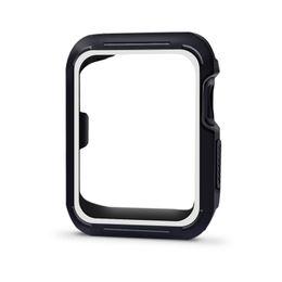Silicona deportiva Apple Watch band Serie 3/2/1 42mm 38mm Correa deportiva Watch funda protectora 42mm 38mm desde fabricantes