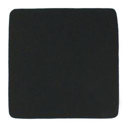 Tappetino per mouse universale 22 * 18 cm per computer portatile Tablet PC tappetino per mouse nero nuovo A30 da spazzole di pulizia dei tipi fornitori