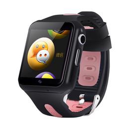 Discount gps wifi smartwatch - Children Smart Watch Waterproof V5W Baby Bracelet 3G Wifi Smartwatch GPS Safe Monitor Sport Fitness Tracker Band Kid Wristwatch