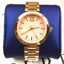 551727300bd 2019 marca de relogios femininos Moda aaa relógios Das Mulheres de Quartzo  rosa dial luxo senhora