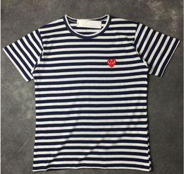 Wholesale Long T Shirts For Boys - Wholesale-100% Cotton Famous Brand Men &Women Casual Hip Hop T Shirt Popular Dot Striped Long Sleeve Boys T Shirts For Lovers