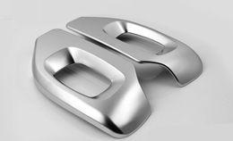 gama cromada Desconto Alta qualidade 2 pcs Car Styling Acessórios ABS Assento Cromado Quadro Decoração Guarnição Para Land Rover Range Rover Esporte Vogue 2014-2017