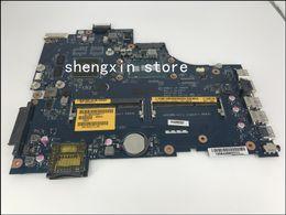 2019 hp socket 478 Para Dell Inspiron 5737 3737 Placa base para portátil CPU I5-4200U DDR3L VBW11 LA-9984P REV.1.0 CN-0YFK6X 0YFK6X Prueba 100%