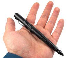 Wholesale Office Filling - EDC Aluminum Pen - Outdoor Tungsten Steel Head Glass Breaker Pen - Multi Purpose Travel Pens Men's Gift
