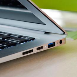 Скидка цена UltraSlim ноутбук 13,3-дюймовый Core i3 5005U ультратонкий стиль компьютер с подсветкой клавиатуры Bluetooth нетбук ноутбук от