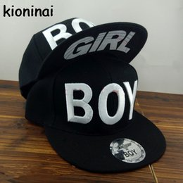 swag hats Promo Codes - 9 Colors EXO BOY Snapback Caps Baseball Cap Adjustable Hats Hip Hop Cap Snap back Carras Casquette Bone Swag