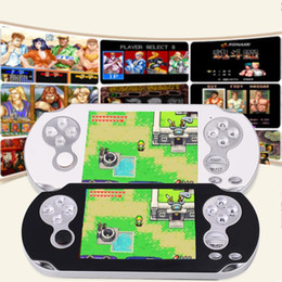 Wholesale Mp4 Player Pmp - Gasky 32 Bit PMP Handheld Video Game Console Player MP3 MP4 Support Classic Games Professional Gamepad Gaming Gift For Boy Kid