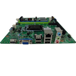 Envío gratis CHUANGYISU para ATC-605 TC-605 XC-605 placa base, MS-7869 V1.0, H81, S1150, DDR3, funciona perfecto desde fabricantes