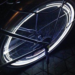 Modo plástico online-Alta calidad de ingeniería de plástico Bicicleta Ciclismo Colorido 20 LEDs 2 Modos Flash Rueda de seguridad Luz de radios