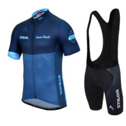 2019 manga curta gigante azul 2018 STRAVA camisa de ciclismo dos homens estilo mangas curtas roupas de ciclismo sportswear mtb ropa ciclismo bicicleta ao ar livre