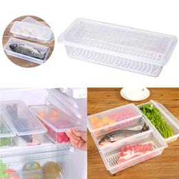 Wholesale Food Drain - Kitchen Drain Water Preservation Refrigerator Refrigerated Storage Bag Case