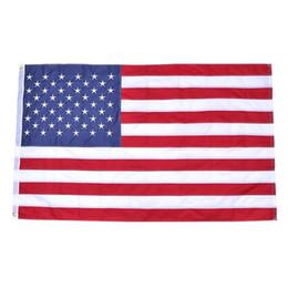 Флаг США 3 * 5ft 90 * 150 см американский флаг национальные Звезды США полосы гордиться показать свой патриотизм Оптовая украшения сувенир от
