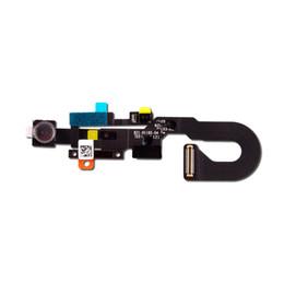 Telecamera anteriore online-Il nuovo cavo della flessione del sensore della luce di prossimità del modulo della macchina fotografica di fronteggiamento per il iPhone 8 8G libera il trasporto