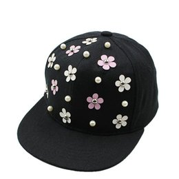 56dfbe7123c China Fashion Snapback Hat Punk Hedgehog Rock Hip Hop Flower Rivet Stud  Spike Spiky Hat Cap