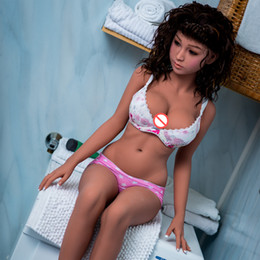 Wholesale Japanese Real Doll Price - 2018 YDDOLL New Hot Selling 158cm Real Sex Doll 100% Silicone Low Price Lovely Sexy Girl