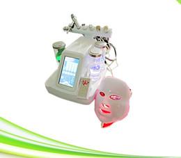 Wholesale Aqua Led - 7 in 1 led pdt skin rejuvenation crystal microdermabrasion machine face lift aqua peeling microdermabrasion beauty machine
