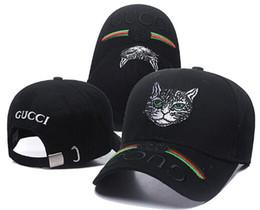 2019 New Italy brand Guc AWL mens designer hats adjustable baseball caps luxury lady fashion hat trucker casquette women leisure cap 00