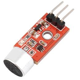 Freeshipping Nouveau Module d'amplificateur MIC Microphone 20pcs 3.3V / 5V en gros ? partir de fabricateur